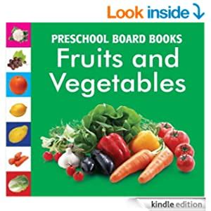 Look And See Vegetables Look And See Books Book 1 English Edition