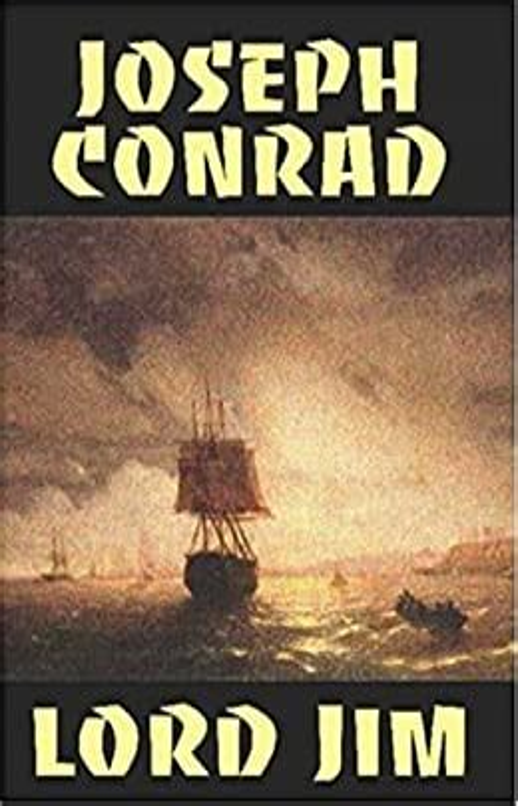 Lord Jim English Edition