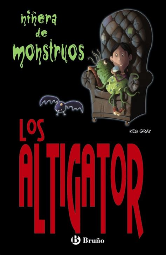 Los Grerk Castellano Bruno Ninera De Monstruos