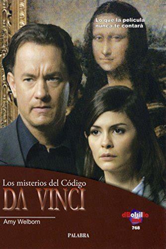 Los Misterios Del Codigo Da Vinci Dbolsillo