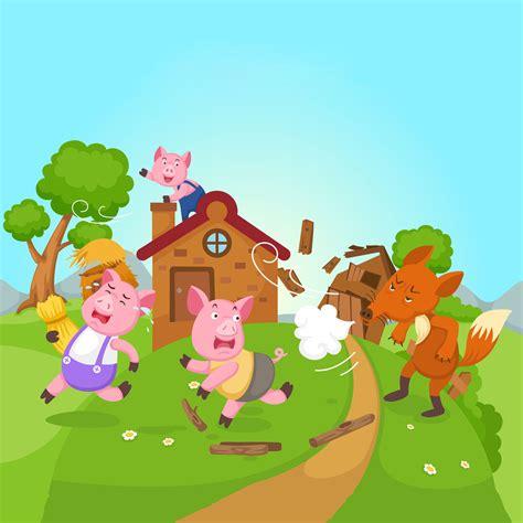 Los Tres Cerditos The Three Little Pigs