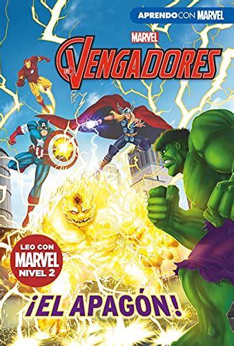 Los Vengadores El Apagon Leo Con Marvel Nivel 2
