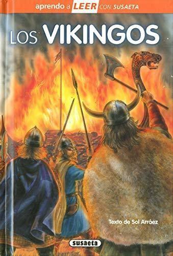 Los Vikingos Aprendo A Leer Con Susaeta Nivel 0