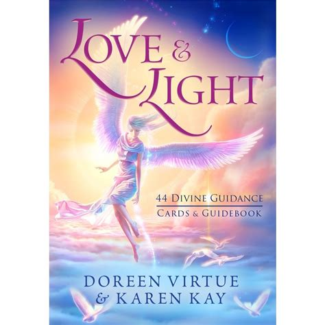 Love Light 44 Divine Guidance Cards And Guidebook
