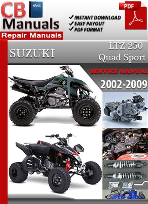 Ltz 250 Manual
