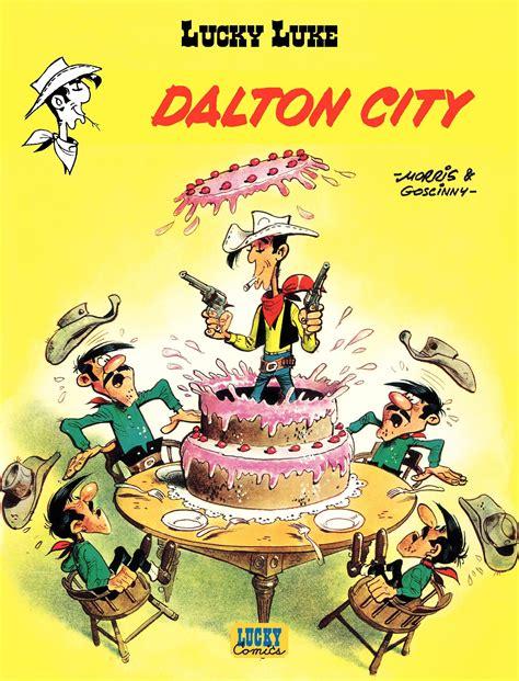Lucky Luke - Dalton City