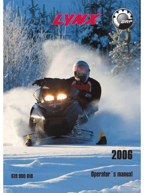 Lynx 5900 Manual