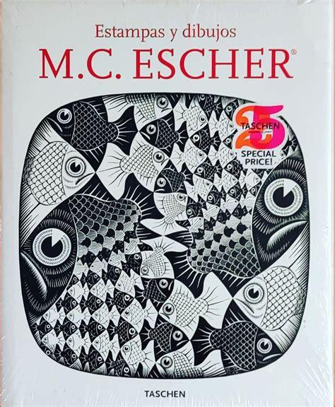 M C Escher Estampas Y Dibujos