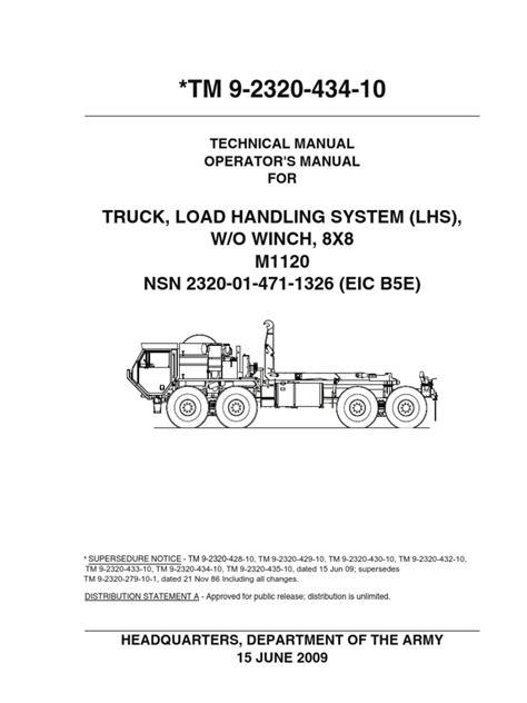 M1120 Technical Manual