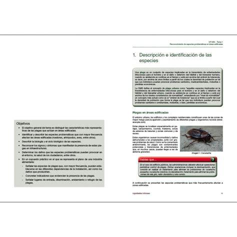 MF0079_2 Aplicación de medios y productos para el control de plagas