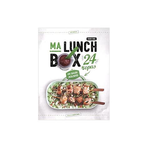 Ma Lunch Box 24 Repas En Toute Saison
