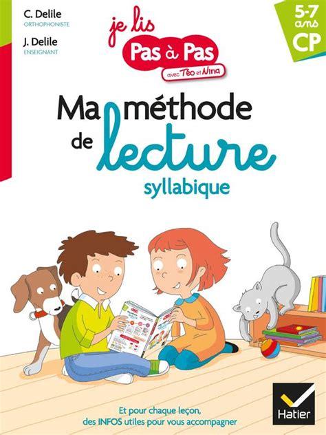 Ma Methode De Lecture Syllabique