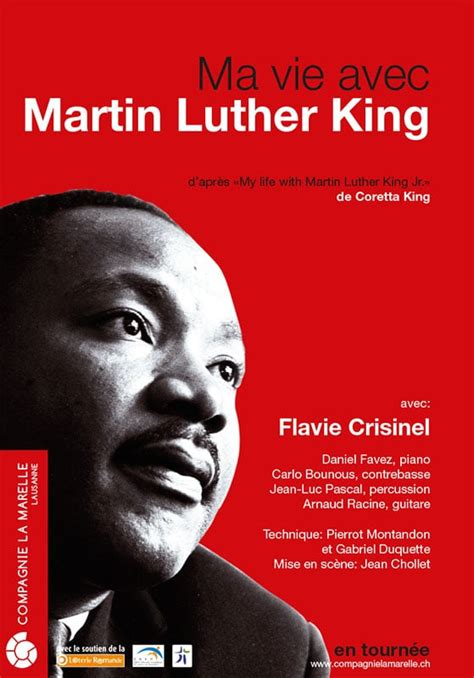 Ma Vie Avec Martin Luther King