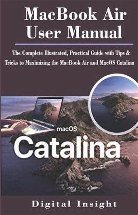 Macbook Air 11 User Manual