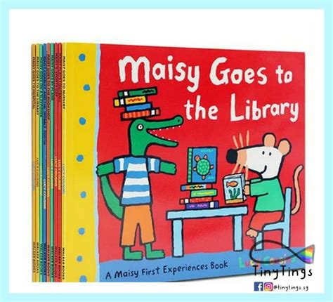 Maisy Goes To The City A Maisy First Experiences Book