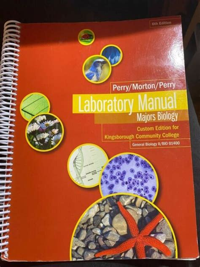 Majors Biology Laboratory Manual Valencia
