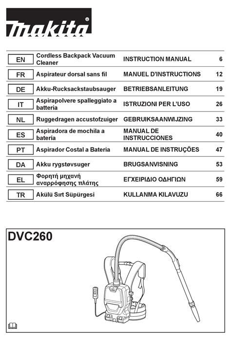 Makita Workshop Manual