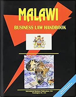Malawi Handbook
