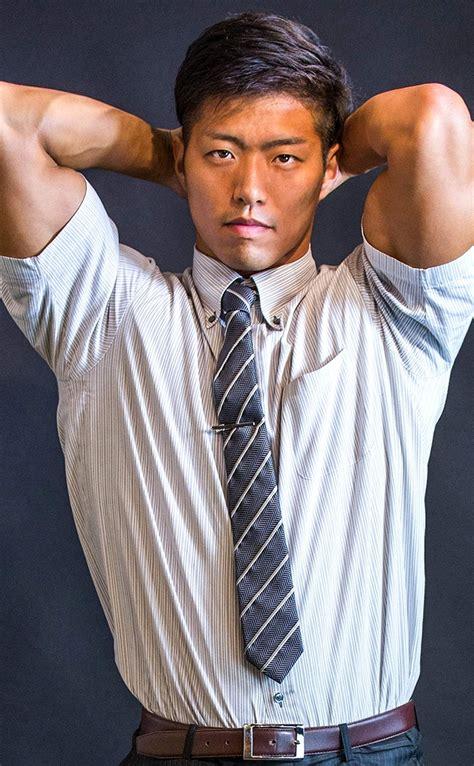 Male Model Tokyo Japanese Edition