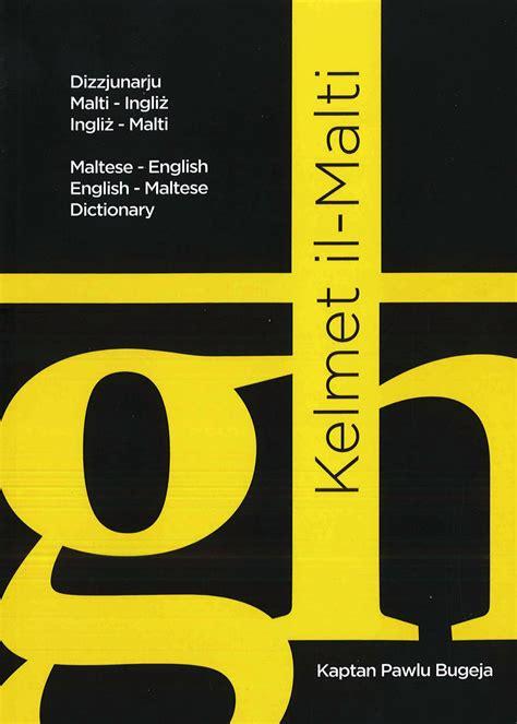 Maltese English Dictionary A L V 1 A L Vol 1