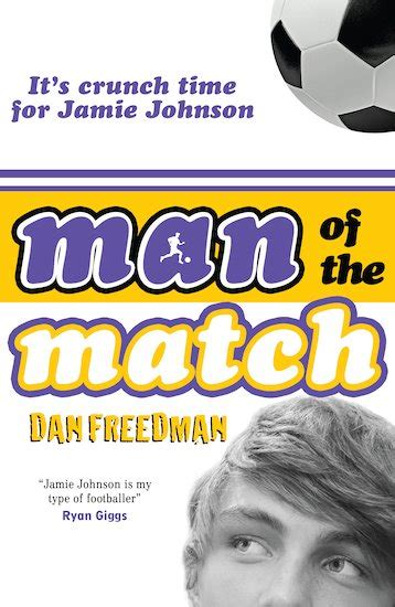 Man Of The Match Jamie Johnson Book 4