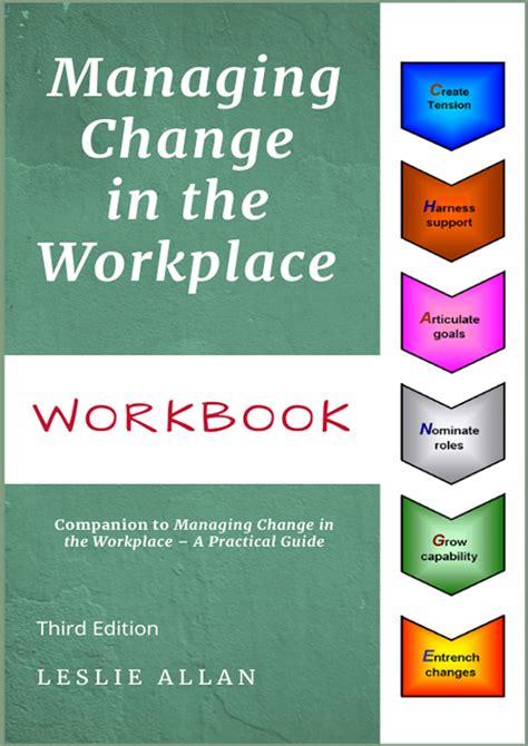 Managing Change Manual