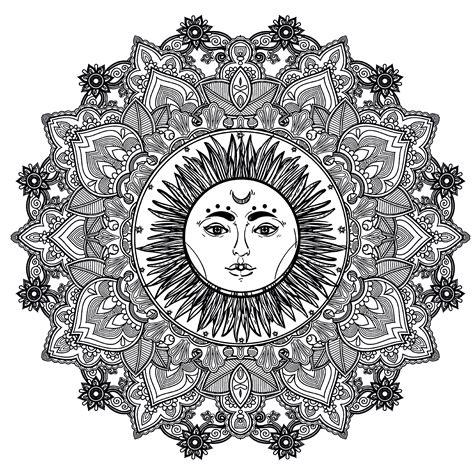 Mandala Libro Para Colorear Para Adultos 2 Volume 2
