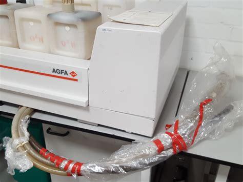 Manual Agfa Curix 60