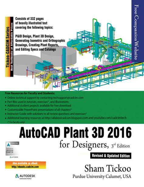 Manual Autocad Plant 3d 2016