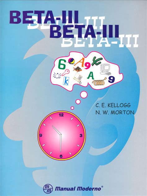 Manual Beta Iii Gratis