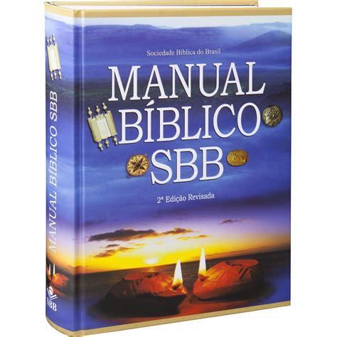 Manual Biblico Sbb