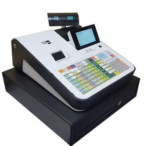 Manual Caja Registradora Ecr Sampos Er 059l