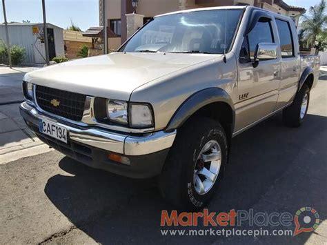 Manual Chevrolet Luv 23 1993
