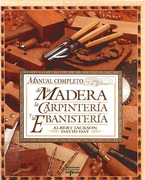 Manual De Carpinteria De Madera