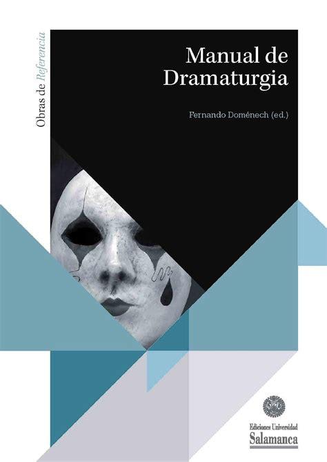 Manual De Dramaturgia Doc