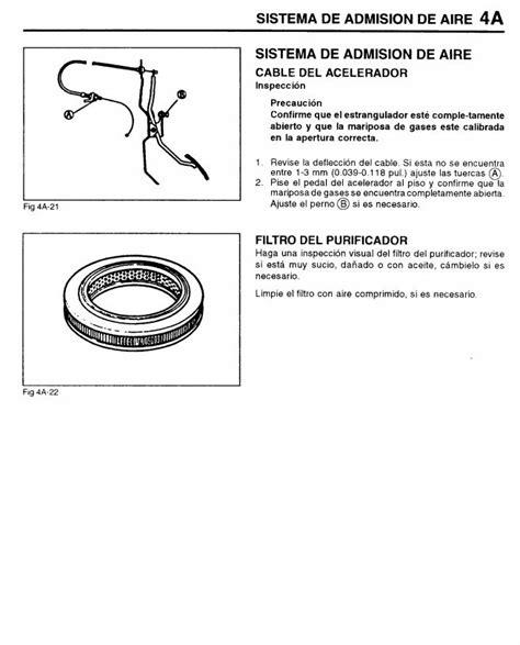 Manual De Ford Festiva