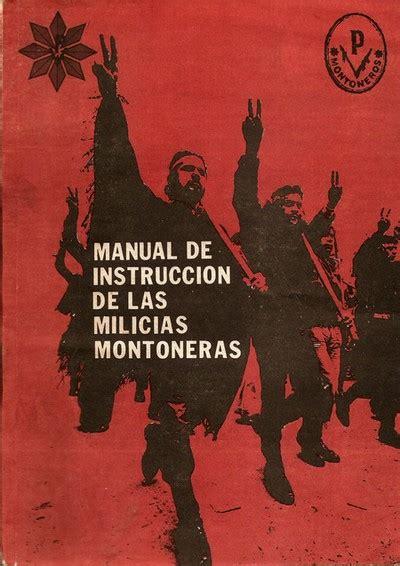 Manual De Instruccion De Las Milicias Montoneras