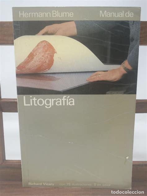 Manual De Litografia