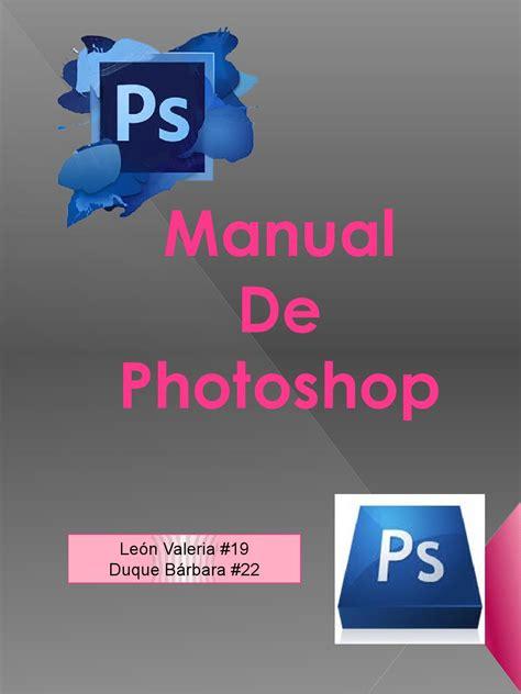 Manual De Photoshop 4