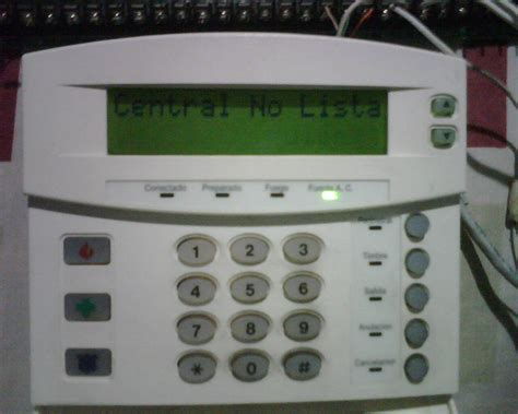 Manual De Programacion De Alarma General Electric Nx4