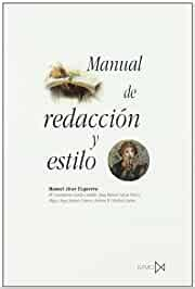 Manual De Redaccion Y Estilo Fundamentos