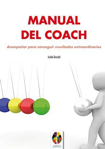Manual Del Coach Gestion Emocional