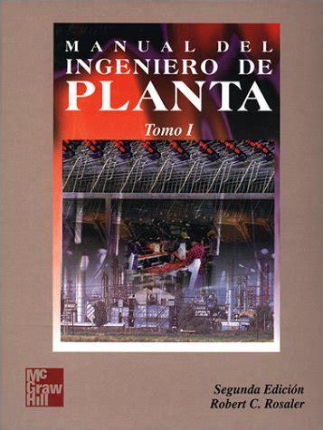 Manual Del Ingeniero De Planta