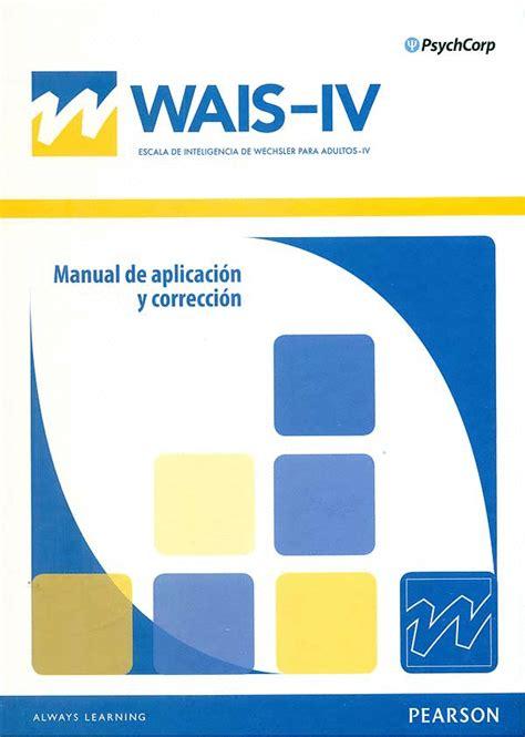 Manual Del Wais