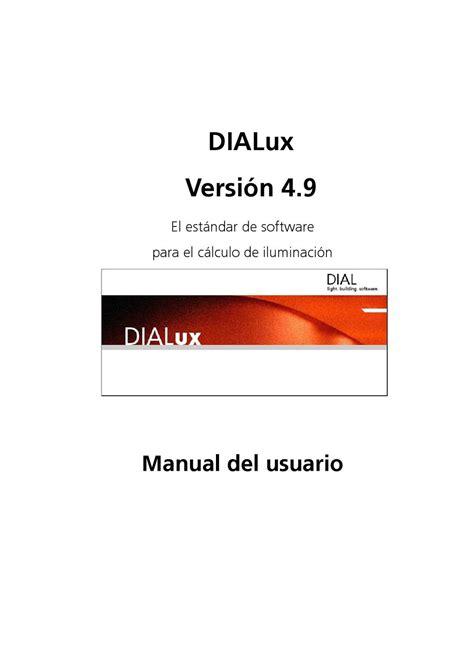 Manual Dialux Portugues