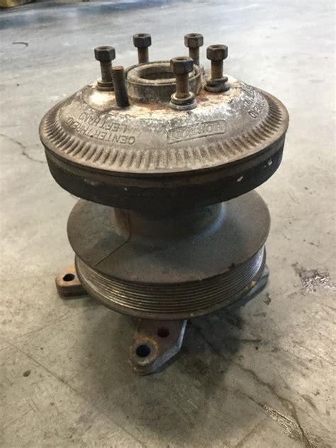 Manual Fan Clutch Detroit Series 60