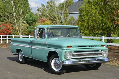 Manual For A 1965 Chevy C20