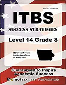 Manual For Itbs Level 8