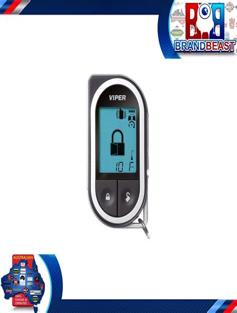 Manual For Viper 7752v