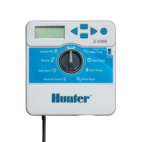 Manual Hunter Xc Irrigation Controller